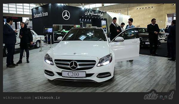 تهران اتو شو دومین نمایشگاه بین المللی خودرو تهران / ویکی ووک