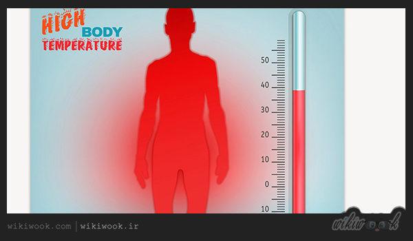 دمای طبیعی بدن انسان چقدر است؟ / ویکی ووک
