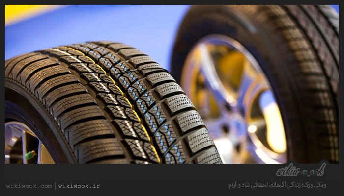 دانستنی هایی درباره لاستیک خودرو / ویکی ووک