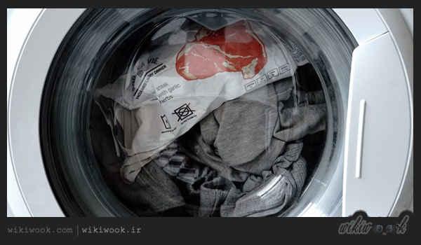 ماشین لباسشویی چگونه کار می کند؟ / ویکی ووک