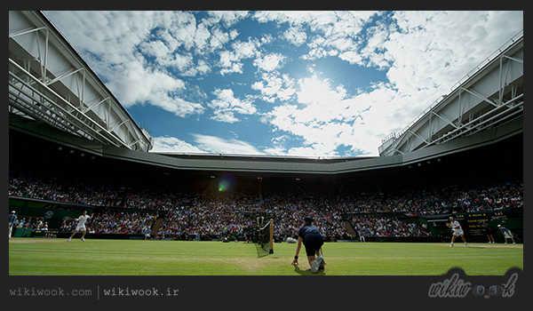 آشنایی با مسابقات تنیس ویمبلدون / ویکی ووک
